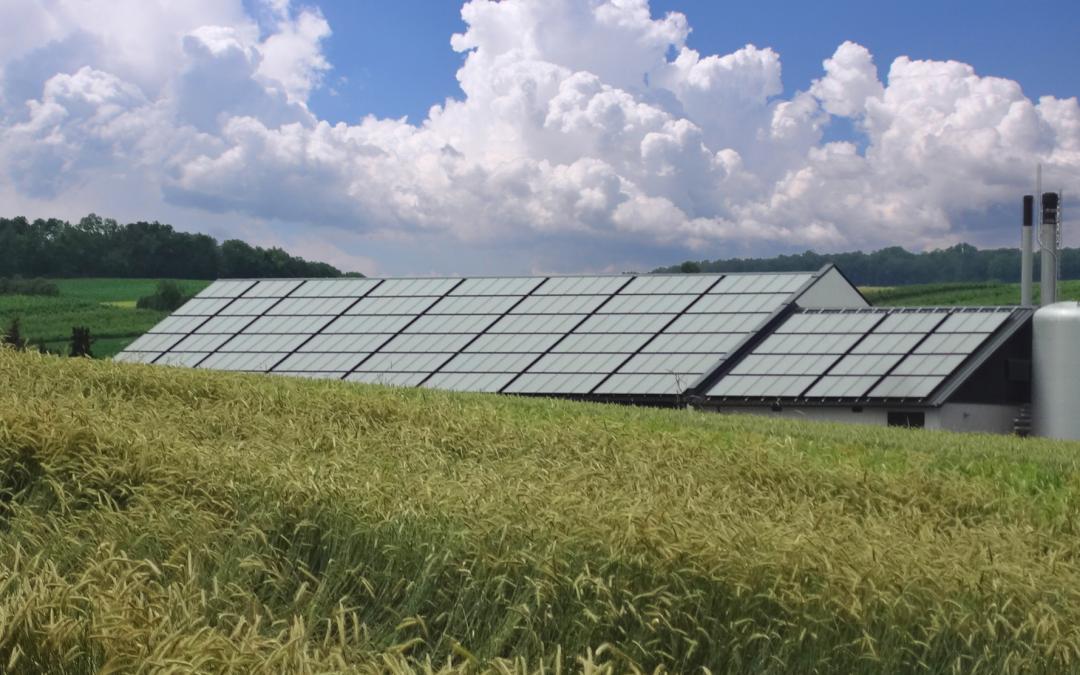 Bio-Solar-Wärme Poysbrunn, Österreich