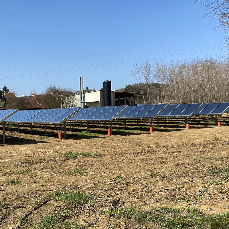 Bio-Solar-Wärme St. Ruprecht an der Raab GASOKOL