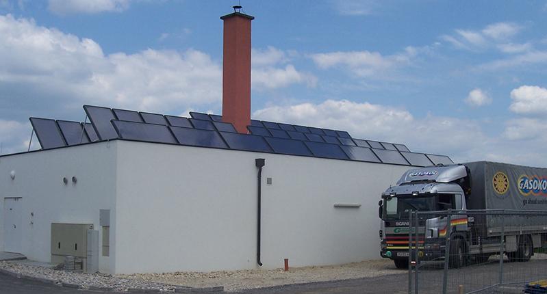 Biowärme Haschendorf