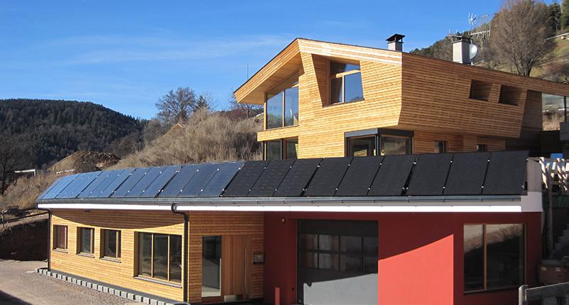 Hybridanlage Südtirol