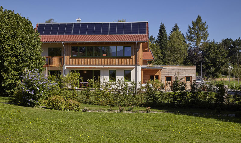 Solarhaus GASOKOL